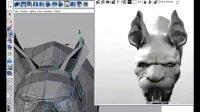 G203_Maya 2008高级动物模型制作建模022