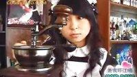 四川美女首创性感女仆餐厅