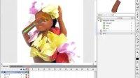Adobe Flash CS4 新增功能教程 Chapter 3 骨骼工具,创建角色动画的利器