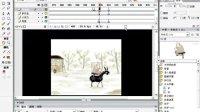 flash卡通动画设计教程7-21