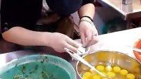 厦门台湾小吃蚵仔包做法.