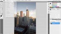 [PS]美术编辑教程 ps英文视频教程 平面设计师授课教程 adobe官方 photoshop教程gradr