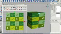 Maya三维动画制作教程之三:UV基础应用