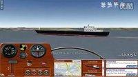 视频: 在Google Earth里模拟开船
