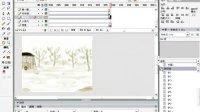 flash卡通动画设计教程7-20