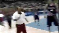 中国男篮和波多黎各男篮打架