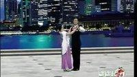 规范交谊舞《蝴蝶布鲁斯》4平沙落雁  杨艺教跳舞_标清