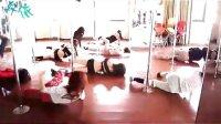 中国河南钢管舞美女视频