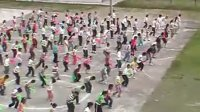 校园集体舞--采茶灯