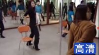 少妇上海钢管舞m1