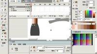 Flash8视频23引导遮罩写字效果