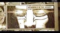 漫画风格宣传作品AE模板视频素材来自西橘网
