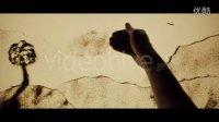 神奇的沙画世界文化宣传影视片头演绎AE模板!