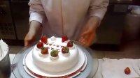 樊虫虫受折磨的生日蛋糕制作过程1