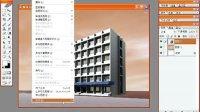 3Dmax视频教程之案例教程办公楼712