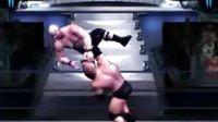 [PS2]WWE奥斯丁VS高博
