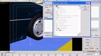 vray黑石视频除实例之外的所有教程vr动画2、设定汽车行驶动画.AVI