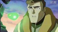 09年动画《绿灯侠》Green Lantern: First Flight预告片