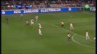 2009年3月19日 欧洲联盟杯 阿贾克斯 - 马赛上半场