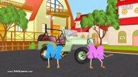 3D动画歌曲-字母M歌曲