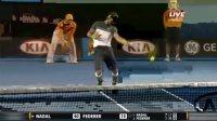 2009澳网决赛费德勒vs纳达尔