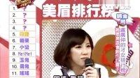 调查局 卢广仲的才女排行榜 090515