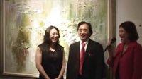 Annie Chang covers artist of Xi An,  Xinsheng Wang