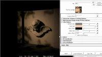 阿奎瑞亚Maya视频教学系列015阴影类型及透明贴图制作