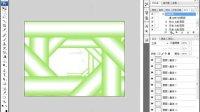 [PS]PhotoShop平面构成系列讲座视频20:空间构成