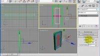 史上最强3Dmax室内设计家庭装修实例视频教程4.门、窗、楼梯制作[NoDRM]-房门的制作-