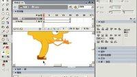Flash8视频21精灵走路动画