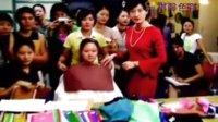 CMB中国总部祺馨色彩男士服装搭配培训