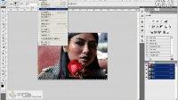 [PS]51RGB Photoshop教程 照片处理之背光照片处理