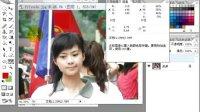 [PS]PhotoshopCS2中文版13取色与快速蒙版