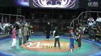 新疆街舞--CCTV动感地带08广州总决赛克拉玛依0990-BBOY VS 北京X-POWER