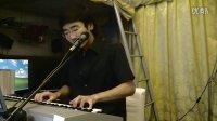 新不了情 HD2 from 万芳 即兴 弹唱 键盘 翻唱 钢琴 高清