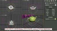 3Dmax建模、3d动画制作基础系列教程 第9讲