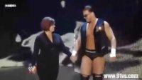 WWE SD 2009年10月16号《中文字幕》