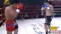 中国拳王被墨西哥选手KO!!!