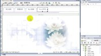 dreamweaver动态asp网页教程-在网页中插入Flash动画