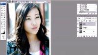 [PS]photoshop视频PS人物数码照片处理技法视频教程09 眼睛增大.avi