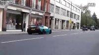 2012伦敦的阿拉伯超级跑车-  605904486
