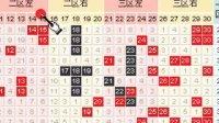 视频: 七乐彩2009146期彩票投注分析
