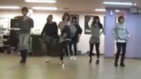 T-ara 《那家伙的声音》 练习室 舞蹈练习
