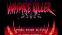 《恶魔城》系列名曲Vampire Killer所有版本集锦