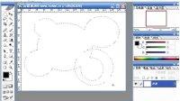 [PS]photoshop cs3 视频教程 第二十讲:选区加减运算