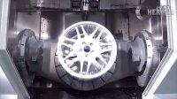 五轴数控机床加工中心-汽车轮毂 高清