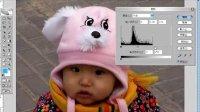 [PS]photoshop教程-数码照片处理例子-对比度与亮度的调节