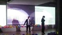 中央美术学院城市设计学院燕郊教学点2010年元旦联欢会——3班歌舞秀《Free Style》