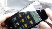 苹果4代A3智能手机  Android2.1系统 视频演示